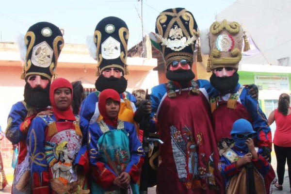 Carnaval en Puebla. Foto: LadoB
