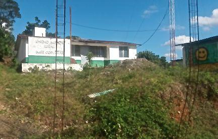 La unidad médica del IMSS permanece cerrada. Foto: Cortesía