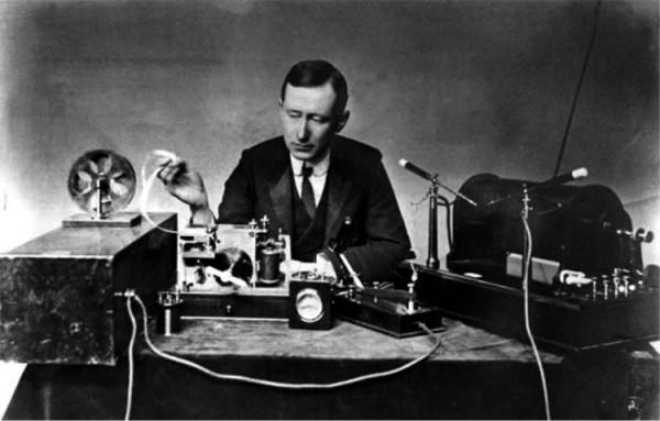 Las ondas Marconi