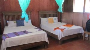 Las cabañas tienen un costo que va de los 400 a mil 200 pesos la noche. Foto: Sandra de los Santos/Chiapas PARALELO.