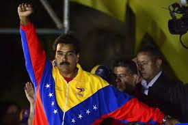 Venezuela en llamas.