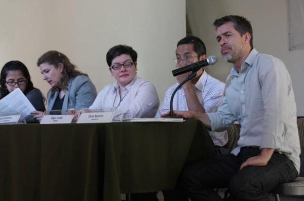 Organizaciones de la Sociedad Civil en conferencia sobre el Mecanismo de Protección a Defensores de los Derechos Humanos y Periodistas.