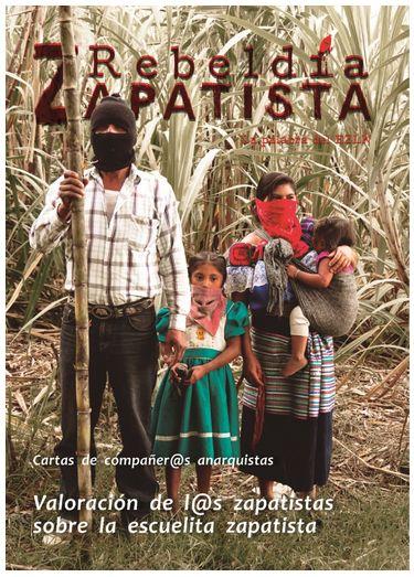 Revista Rebeldía Zapatista