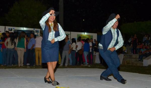 Durante la velada hubo bailables. Foto: cortesía.