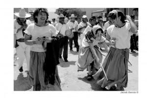 Danza de las plumas de la guacamaya y del pavo real. Danza zoque con motivo a la apertura del carnaval de Tuxtla Gutiérrez. Foto: Jacob García