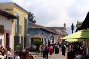 Este lunes 31 de marzo, San Cristóbal de las Casas, cumple 486 años de haber sido fundada. Fotos: Paul Martínez Herrera