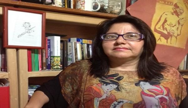 Soledad Jarquín Edgar, Premio Nacional de Periodismo 2007, quien asegura que el periodismo está en un momento crucial para visibilizar a las mujeres. | Fuente: Pagina3.mx