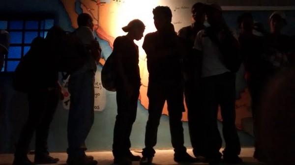 Migrantes. Foto: Rubén Figueroa