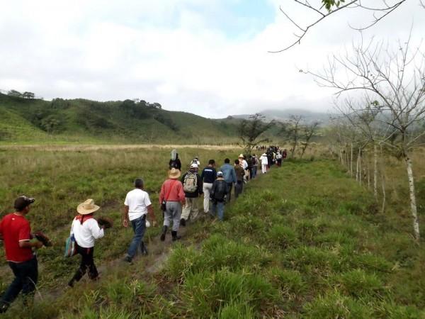 Del 24 al 26 de abril próximos, se llevará a cabo la 3ª Caravana Cultural de los Pueblos Zoques de Chiapas. Foto: Pepe Espinosa