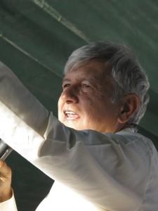 Lopez Obrador recorrerá Chiapas durante cuatro días.