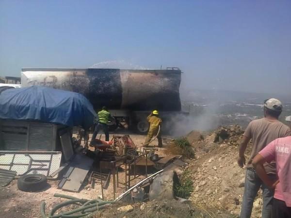 La explosión ocurrió alrededor de las 10:30 de la mañana del viernes.