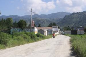 La mina impactará 14 mil hectáreas de terrenos en el municipio de Ixtacamatitlán . Foto: Radio Expresión