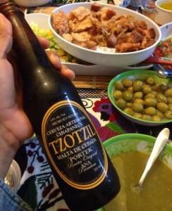 Tzotzil Cerveza Artesanal. Foto: Chiapas Paralelo