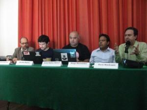 El Contingente MX es un grupo de activistas digitales que desde 2010 ha trabajado por la promoción y defensa de derechos humanos.