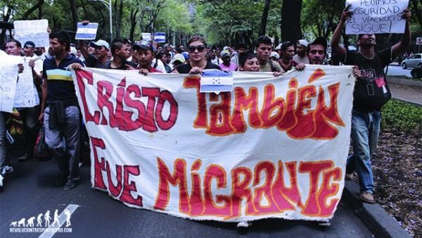 Cristo también fue migrante