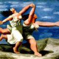 Picasso, Mujeres en la Playa