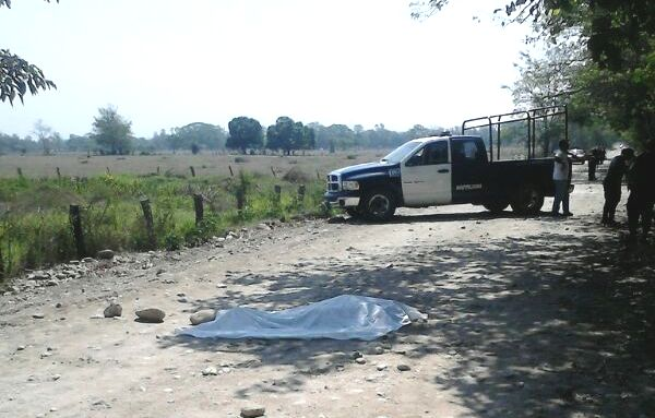 Otra mujer centroamericana más asesinada en Chiapas. Foto: Juan Manuel del Valle