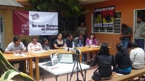 El Centro de Derechos Humanos Fray Bartolomé de las Casas ha documentado diversos actos de tortura. Foto: Cortesía