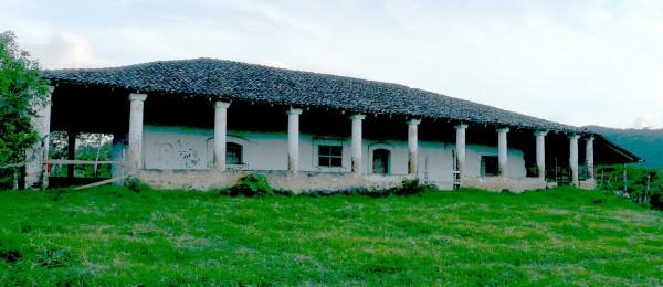 Antigua  hacienda Zoteapa (Río Sucio) en el municipio de San Fernando. Foto: Mirador/Chiapas PARALELO