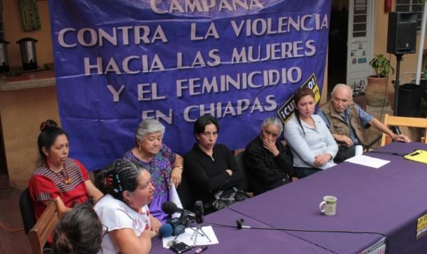 Activistas de organizaciones civiles en Chiapas, se dicen preocupadas por el escenario de impunidad en el aparato judicial en la entidad.