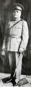 El general mapachista en una imagen de su época como gobernador del estado de Chiapas.