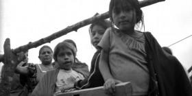 migrantes niños