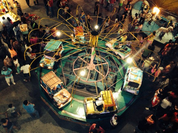 Feria de San Marcos, Tuxtla Gutiérrez. Foto: Isaín Mandujano