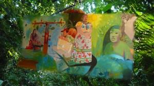 Mural de Saul Kak