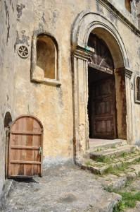 La Iglesia de San Miguel Arcángel de Tumbalá, Chiapas. Fotos: Sergio Díaz Sosa.