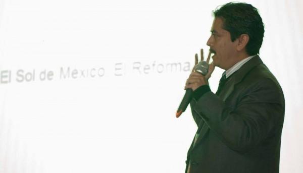 Antimio Cruz. Fotografía: Marco Girón (ECOSUR)