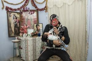 Asgard/ Luchar por la familia. Foto: Ariel Silva