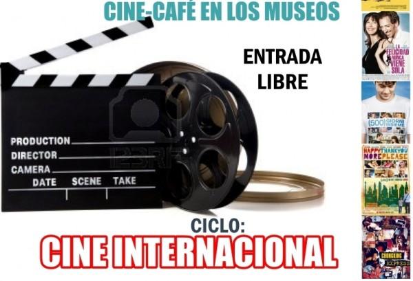 CINE CAFE MAYO 2014