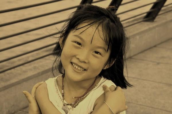 © Chinita linda. Ciudad de Guangdong, China. 2013