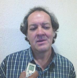 Dr. Eduardo Naranjo Piñera, encargado del Departamento de Biodiversidad del Colegio de la Frontera Sur (ECOSUR).