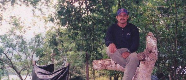Acusan a Carmelino Rodríguez Jiménez (Agente Municipal) y Javier López Rodríguez (Comisariado Ejidal) por la muerte de Galeano, en la foto.