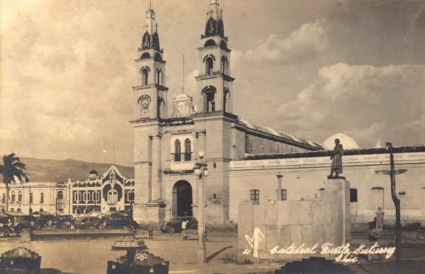 La capital de Chiapas. Foto: Archivo Histórico General del Estado