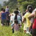Niños y niñas migrantes. Foto: Cortesía