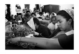 San Pascualito. Fotos: Jacob García