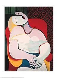 El Sueño, de Pablo Picasso