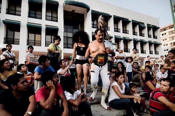 El Guerrero Zulú. foto: Ariel Silva