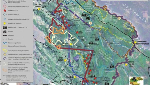Región de la Selva Lacandona