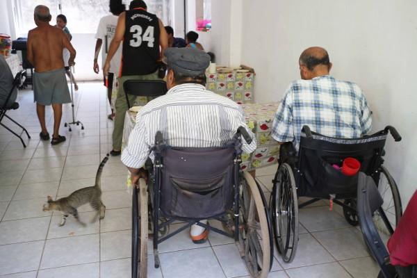 La recuperación más difícil, la emocional: migrantes mutilados. Foto: Elizabeth Ruiz