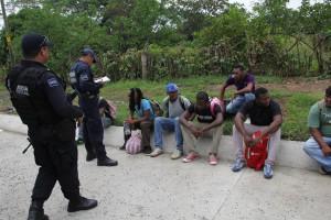 Cada año autoridades mexicanas detienen entre 200 mil y 300 mil migrantes. Foto: Elizabeth Ruiz