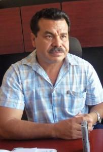 Mario Humberto Vázquez López, líder estatal del PT.