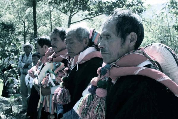 Tsotsiles de Chenalhó. Foto: Archivo.