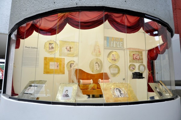La exposición dedicada a Rosario Castellanos.