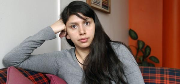 Bárbara Italia Méndez fue la voz que rompió el silencio para denunciar públicamente la violencia sexual de la que fueron víctimas las mujeres detenidas durante la represión de hace ocho años. Foto: CIMAC