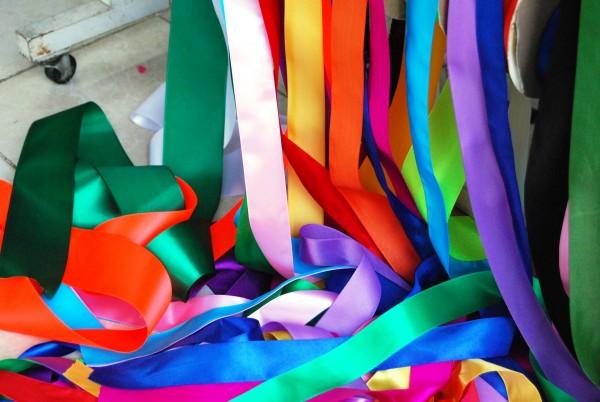 © Listón de todos color y también verde. Tuxtla Chico, Chiapas (2011)