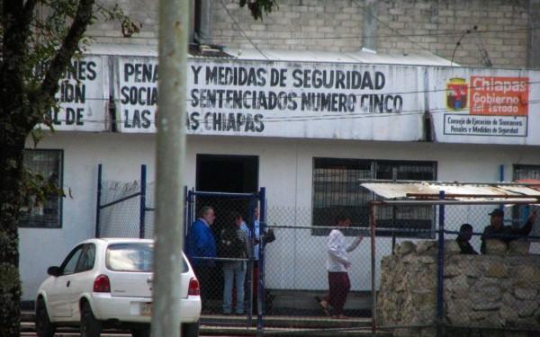 Penal de San Cristóbal de las Casas. Foto: Red de Medios Libres