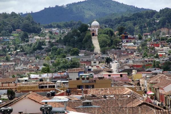 En San Cristóbal de las Casas cada barrio caracteriza era habitado según los oficios de los pobladores habitantes. Foto: Elizabeth Ruiz